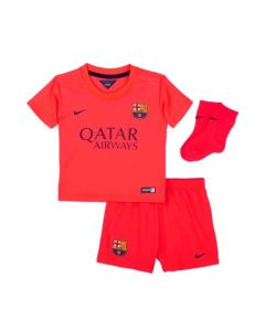Barcelona Baby (Infant) Away Kit 2014 - 2015