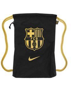 Barcelona Black Gym Bag 2020/21