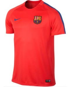 Barcelona Dry Squad Training Top 2016/17