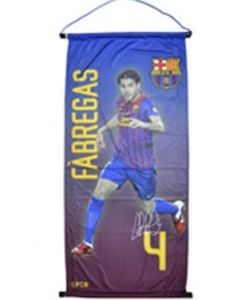 Barcelona Fabregas Pennant