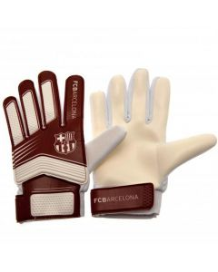 Barcelona Goalkeeper Gloves (Kids)