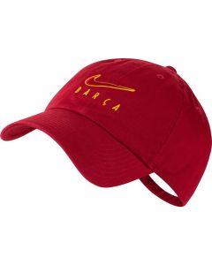 Barcelona Red Heritage 86 Cap 2020/21