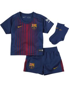 Barcelona Home Baby Kit 2017/18