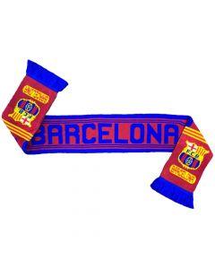 Barcelona Jacquard scarf