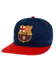 Barcelona Junior Crest Cap