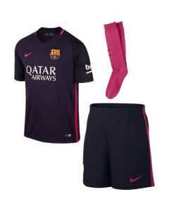 Barcelona Boys Away Kit 2016-17