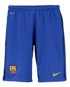 Barcelona Kids Away Shorts 2015 - 2016