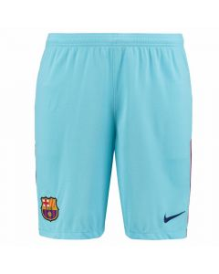 Barcelona Kids Away Shorts 2017/18