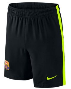 Barcelona Kids Goalkeeper Shorts 2016-17