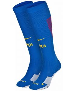 Barcelona Kids Home Football Socks 2016-17