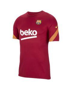 Barcelona kids red strike jersey 20/21