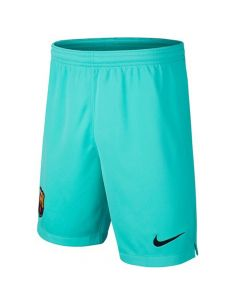 Barcelona Kids Stadium Goal Keeper Shorts 2019/20