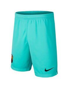 Barcelona Kids Stadium Goal Keeper Shorts 2019/20