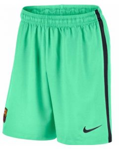 Barcelona Kids Third Football Shorts 2016-17