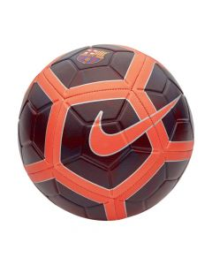 Barcelona Nike Strike Football  (Maroon)