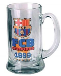 Barcelona Medium Tankard