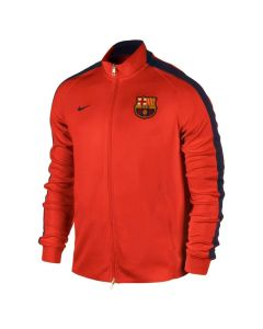 Barcelona N98 Jacket 2014 - 2015 (Orange)