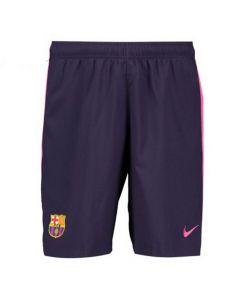 Barcelona Nike Away Shorts 2016/17 (Kids)