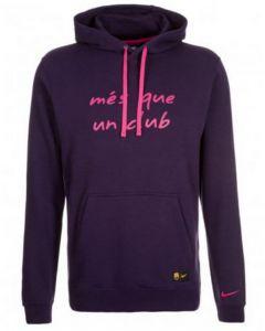 Barcelona Nike Core Hoodie 2016-17 (Purple)