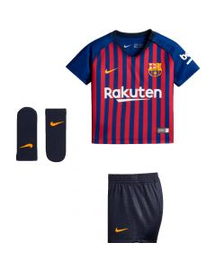 Barcelona Nike Home Kit 2018/19 (Baby)