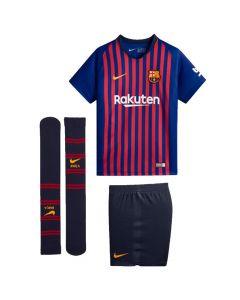 Barcelona Nike Home Kit 2018/19 (Kids)