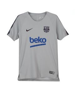 Barcelona Nike Squad Grey Training Jersey 2018/19 (Kids)