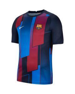 Barcelona Pre-Match Training Shirt 2021/22
