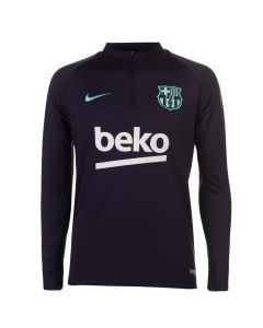 Barcelona Nike Purple Squad Drill Top 2018/19 (Kids)