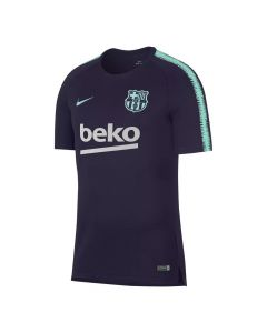 Barcelona Nike Purple Squad Training Jersey 2018/19 (Adults)