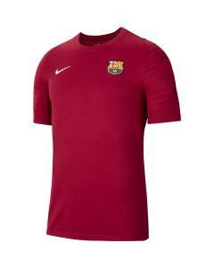 Barcelona Red Strike Training Jersey 2021/22
