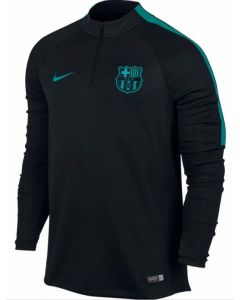 Barcelona Squad Drill Top 2016-17 (Black)