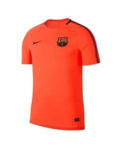 Barcelona Squad Training Jersey 2017/18 (Orange)