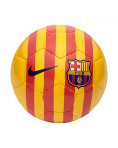 Barcelona Supporters Football (Yellow)