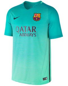 Barcelona Third Football Shirt 2016-17