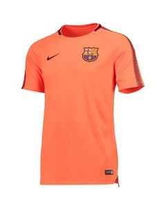 Barcelona Kids Squad Training Jersey 2017/18 (Orange)