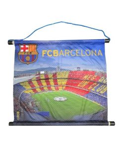 Barcelona Stadium Pennant