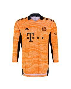 Bayern Munich Kids Home Goalkeeper Shirt 2021/22