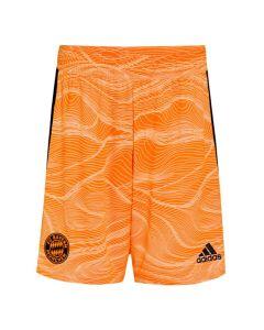 Bayern Munich Kids Home Goalkeeper Shorts