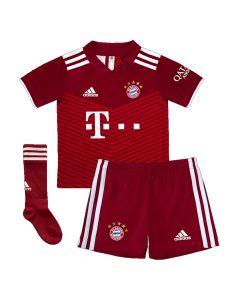 Bayern Munich Kids Home Kit 2021/22