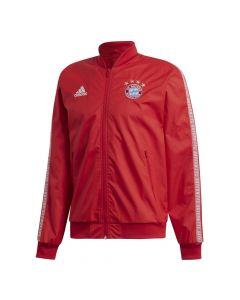 Bayern Munich red anthem jacket 2019/20