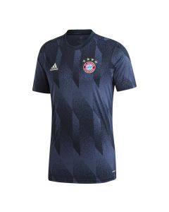 Bayern Munich Navy Pre-Match Jersey 2020/21