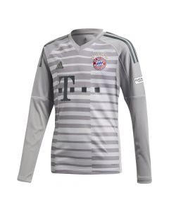 Bayern Munich Adidas Goalkeeper Home Shirt 2018/19 (Kids)