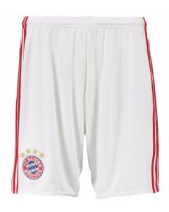 Bayern Munich Home Football Shorts 2016-17