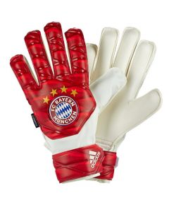 Bayern Munich Junior Fingersave Goalkeeper Gloves 2019/20