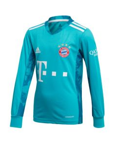 Bayern Munich kids home goalkeeper shirt 20/21