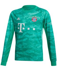 Bayern Munich Kids Home Goalkeeper Shirt 19/20