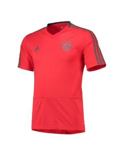Bayern Munich Adidas Red Training Jersey 2018/19 (Adults)