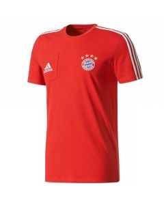 Bayern Munich Training T-Shirt 2017/18 (Red)