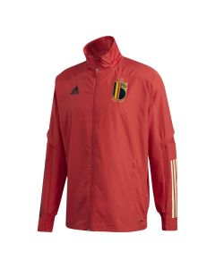 Belgium Red Presentation Jacket 2020/21