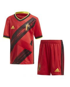 Belgium Kids Home Kit 2020/21